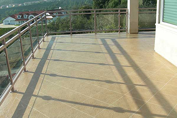 CCS deck systems