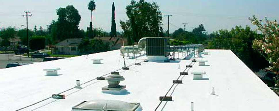 CCS cool roof systems